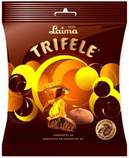 Saldainiai LAIMA Trifele, 160 g.