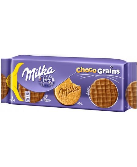 Sausainiai MILKA, Choco Grain, 126 g