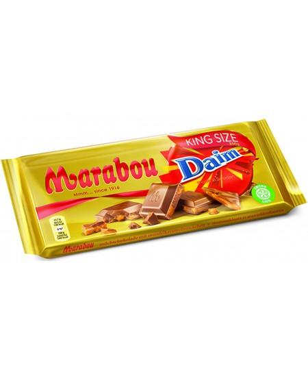 Pieniškas šokoladas MARABOU Daim, 250 g
