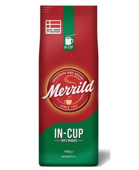Malta kava RED MERRILD IN-CUP, 500g.
