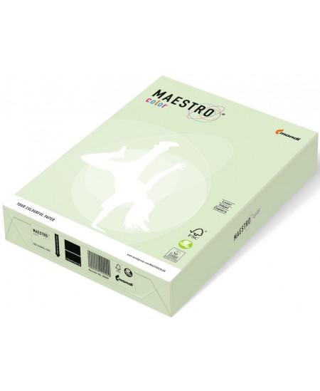 Spalvotas popierius IMAGE COLORACTION, 80g/m2, A3, 500 lapų, šviesiai žalia (Light Green)