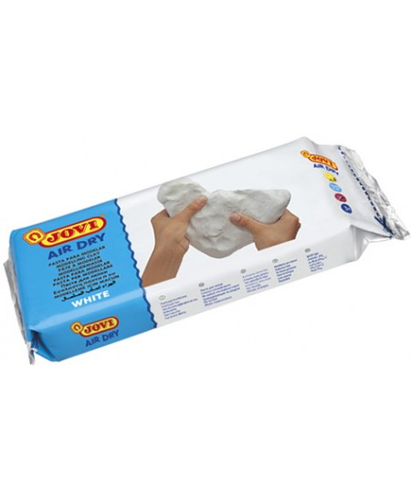 Molis (modelinas) JOVI, 500 g, baltas