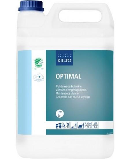 Ekologiškas grindų ploviklis KIILTO Optimal, koncentruotas, 5 l