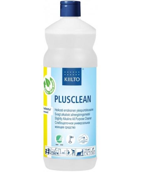 Ekologiškas universalus grindų ploviklis KIILTO Plusclean, koncentruotas, 1 l