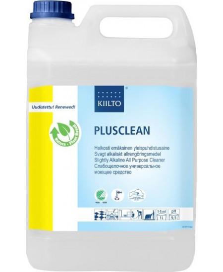 Ekologiškas universalus grindų ploviklis KIILTO Plusclean, koncentruotas, 5 l