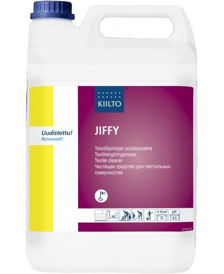 Valiklis tekstilei KIILTO Jiffy, koncentruotas, 5 l