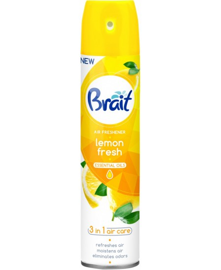 Oro gaiviklis BRAIT LEMON, 300 ml