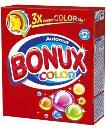 Skalbimo milteliai BONUX Color, 280g