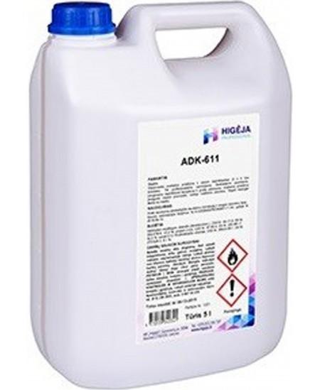 Paviršių dezinfekantas ADK-611, 5 l