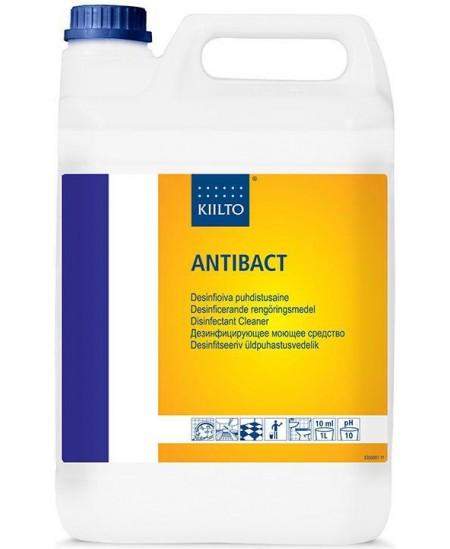 Valymo ir dezinfekavimo priemonė KIILTO Antibact, koncentruota, 5 l