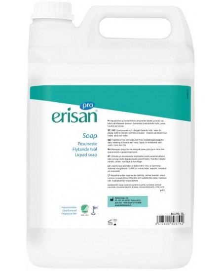 Ekologiškas skystas muilas KIILTO ERISAN SOAP, bekvapis, 5 l