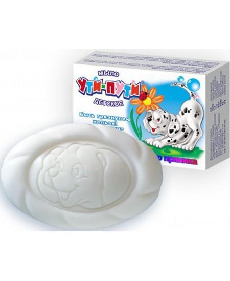 Vaikiškas tualetinis muilas UTI-PUTI su ramunėlių ekstraktu, 80 g