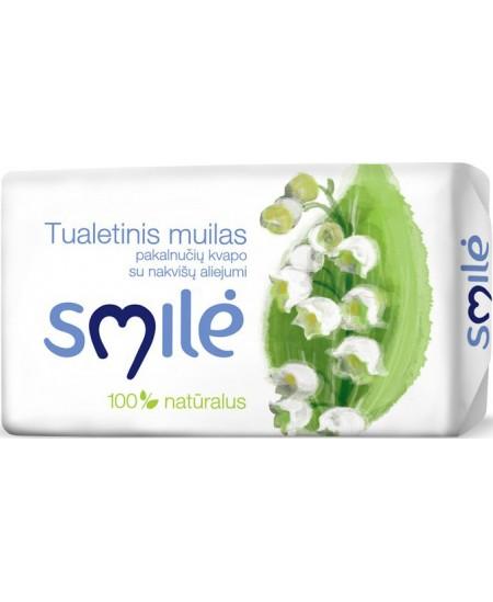 Tualetinis muilas SMILĖ, pakalnučių kvapo, 100 g