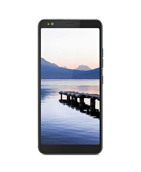 "GIGASET GS370 Black, 5.7 "", IPS, 720 x 1440 pixels, Internal RAM 3 GB, 32 GB, Dual SIM, 3G, 4G, Main camera Dual 13+8 MP, S"