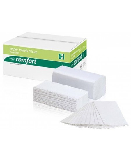 Lapiniai popieriniai rankšluosčiai WEPA, LPMB2200S - 80%, 1 pakelis