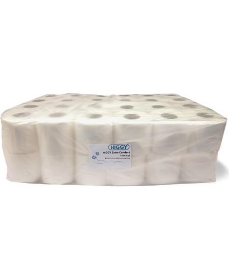 Buitinis tualetinis popierius HIGGY Extra Comfort, 48 ritiniai