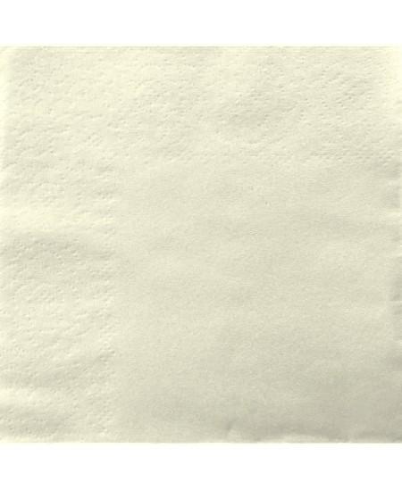 Stalo servetėlės LENEK, baltos spalvos, 1 sluoksnio, 24x24 cm, 400 vnt.