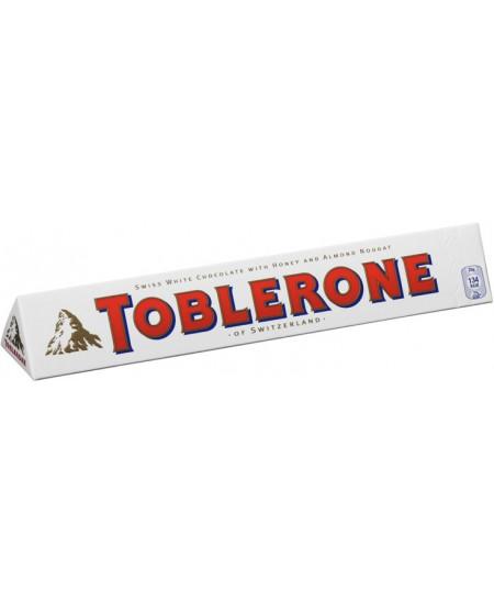 Baltasis šokoladas TOBLERONE, 100 g