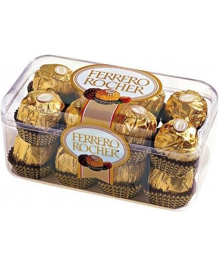 Saldainiai dėžutėje FERRERO ROCHER, 200 g