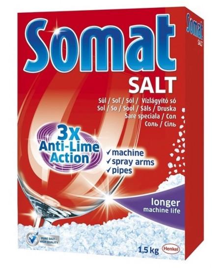 Druska indų plovimo mašinai SOMAT, 1,5 kg