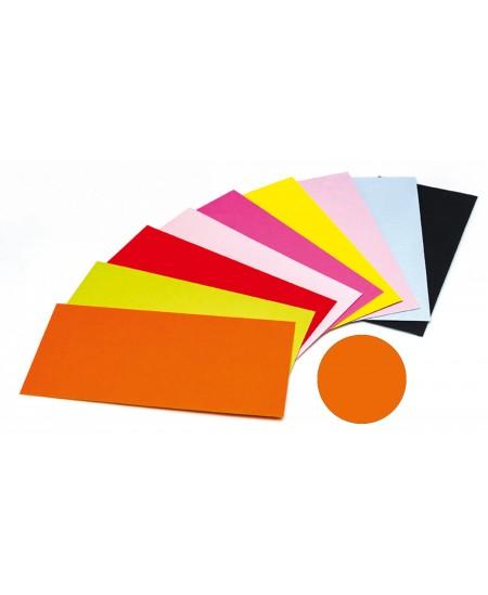 Vokai IMAGE COLORACTION C65, 114x229 mm, 10 vnt, oranžiniai