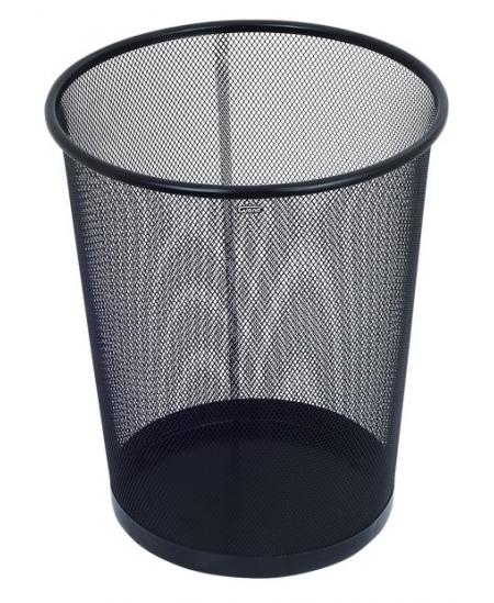 Šiukšliadėžė GRAND, 18l, juoda