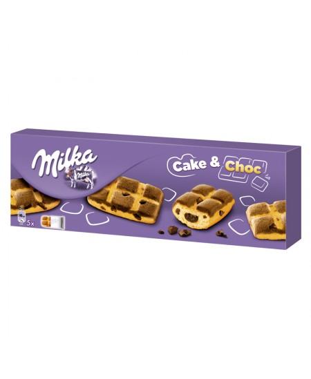 Sausainiai MILKA, Cake & Choco, 175 g