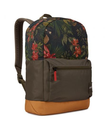 """Case Logic Commence CCAM-1116 Fits up to size 15.6 """", Multi Floral, 24 L, Shoulder strap, Backpack"""
