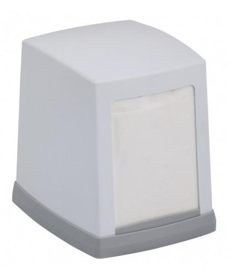 Stalo servetėlių dozatorius VIALLI, baltas