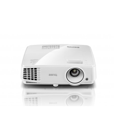 Benq Value Series MS527 SVGA (800x600), 3300 ANSI lumens, 13.000:1, White,