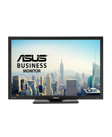 "Asus Business LCD BE249QLBH 23.8 "", IPS, FHD, 1920 x 1080 pixels, 16:9, 5 ms, 250 cd/m², Black, IPS, Mini-PC Mount Kit, Fl"