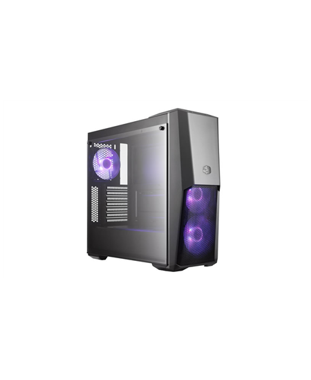 Cooler Master MasterBox MB500 MCB-B500D-KGNN-S00 Side window, USB 3.0 x 2, Mic x1, Spk x1, Black, ATX, Power supply included No
