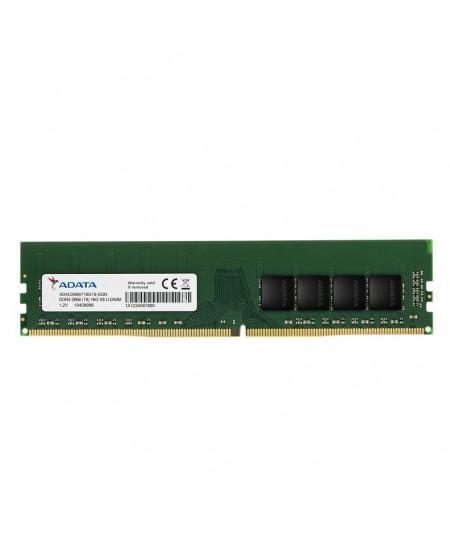 ADATA 16 GB, DDR4, 2666 MHz, PC/server, Registered No, ECC No