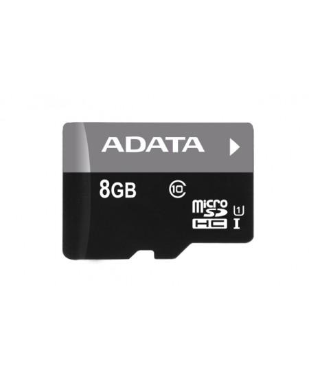 ADATA Premier UHS-I 16 GB, MicroSDHC, Flash memory class 10, No