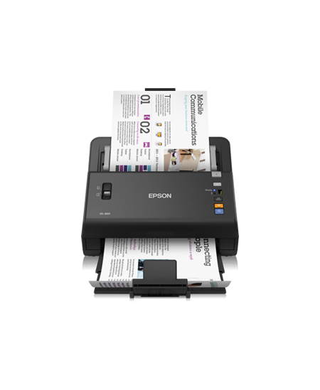 Epson WorkForce DS-860 Sheet-fed, Scanner