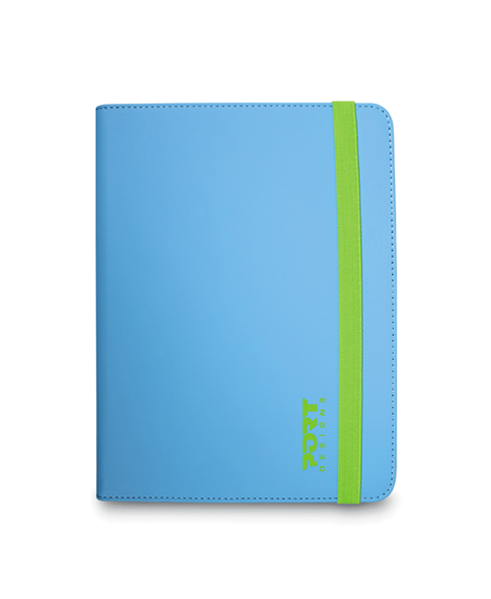 "PORT DESIGNS Noumea Universal 10 "", Blue, Folio"