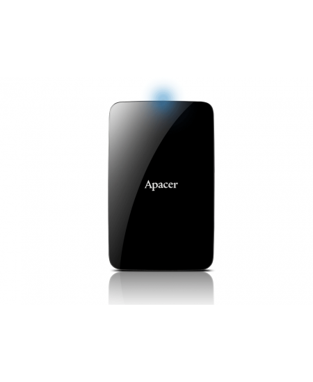 APACER AC233 Portable Hard Drive 1TB Black