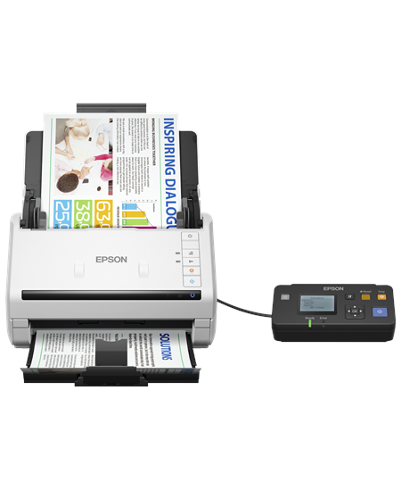Epson WorkForce DS-530N Sheet-fed, Document Scanner