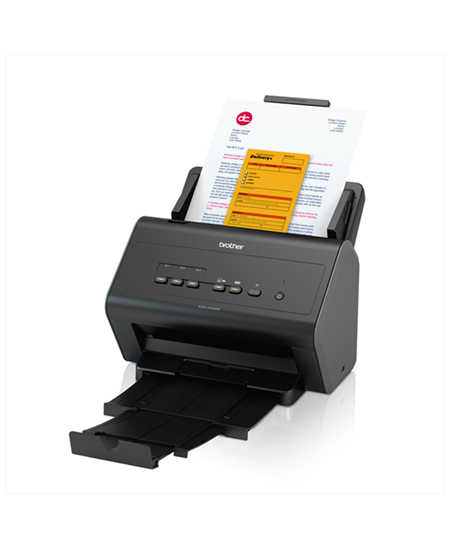 Brother ADS-2400N  CIS technology,  Desktop Scanner