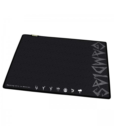 Gamdias Mouse Mat, GMM2300, Black, Size: 350 x 280 x 4 mm mm