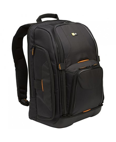 Case Logic SLRC-206 SLR Camera/Laptop Backpack Interior dimensions (W x D x H) 119.4 x 391.2 x 264. mm, Black, * Separate compar