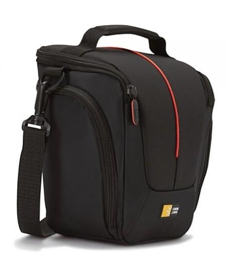 Case Logic DCB-306 Black, * Designed to fit an SLR camera with standard zoom lens attached * Internal zippered pocket stores mem