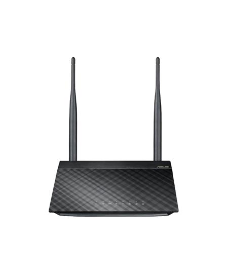 Asus Router RT-N12E 802.11n, 300 Mbit/s, 10/100 Mbit/s, Ethernet LAN (RJ-45) ports 4, Antenna type 2xExternal 5dBi, Repeater/AP,