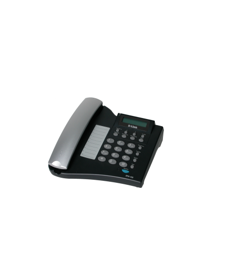 D-LINK DPH-120S, VoIP Phone, Support Call Control Protocol SIP, P2P connections, 2- 10/100BASE-TX Fast Ethernet, Acoustic echo c