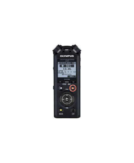 Olympus LS-P4 Linear PCM Recorder MP3 playback