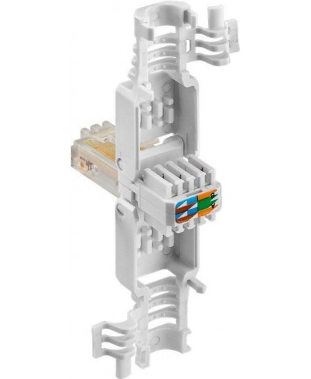 Goobay 68859 Tool-free RJ45 network connector CAT 5e UTP unshielded