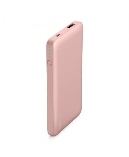 Belkin Power Bank  F7U019btC00 5000 mAh, Rose gold