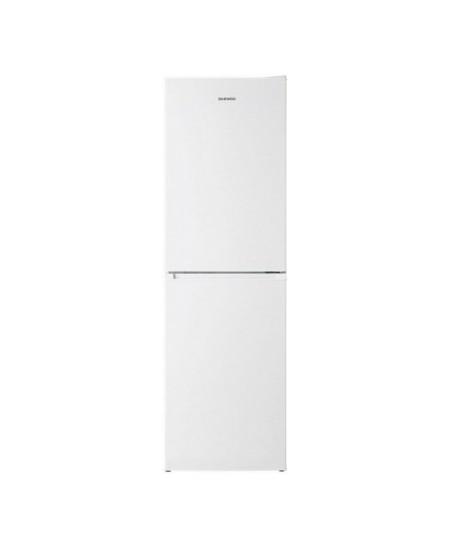 DAEWOO Refrigerator RN-271NPW Free standing, Combi, Height 180 cm, A+, No Frost system, Fridge net capacity 157 L, Freezer net c