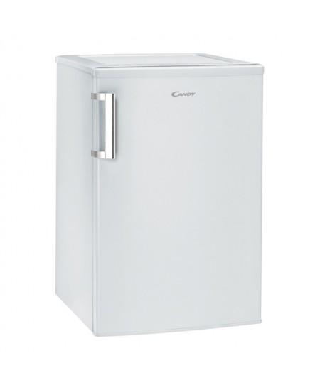 Candy Refrigerator CCTOS 502WH Free standing, Larder, Height 85 cm, A+, Fridge net capacity 84 L, Freezer net capacity 13 L, 40