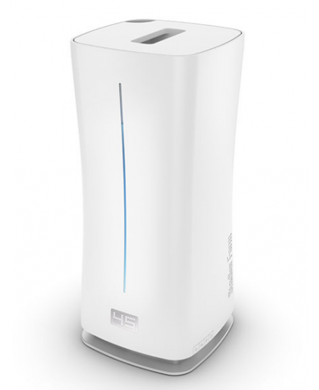 Stadler form Air humidifier  Eva E014 White, Type Ultrasonic, Suitable for rooms up to 50 m², 125 m³, Humidification capacity